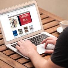 平價型錄網站設計