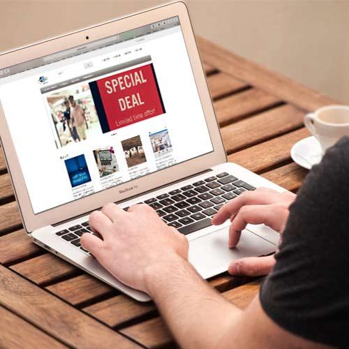 平價型錄網站設計服務